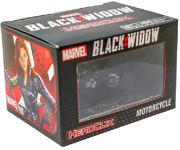 Black Widow Movie: Black Widow/Motorcycle  Sealed All